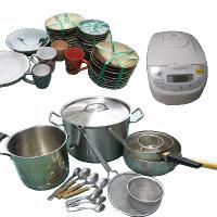 キッチン用品のイメージ画像